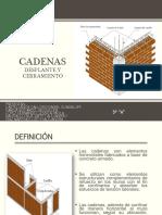 Cadenas PDF