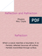1 Reflection and Refraction (2)