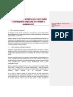 2.5 Atribuciones y limitaciones del poder constituyente originario y derivado o permanente.docx