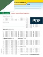 Guía Respuestas Montenegro 4 grado