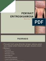 Penyakit Eritroskuamosa Dr.bimo