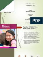 Planea Diagnostica de Educacion Basica
