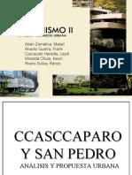 Análisis San Pedro Cusco