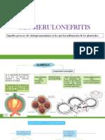 Glomerulonefritis y Glomerulopatías Asociadas Con Enfermedades Sistémicas