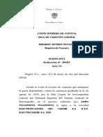 Proceso de Calificación de Pérdida de Capacdad Laboral
