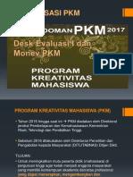 . Paparan Sosialisasi PKM