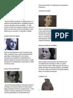 15 Personajes Importantes de Guatemala