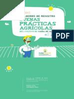 Cuaderno de Registro de Buenas Practicas Agricolas
