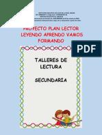 Proyecto Plan Lector Terminado