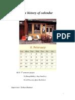 The history of calendar.pdf