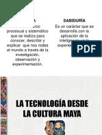 Tecnología Maya