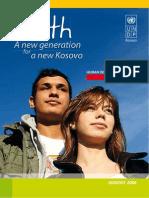 A New Generation a New Kosovo UNDP 2006