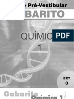 Química - Pré-Vestibular Dom Bosco - gab-qui1-ex3