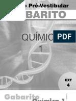 Química - Pré-Vestibular Dom Bosco - gab-qui1-ex4