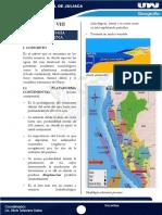 Geografía  - Morfología submarina