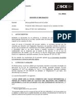 058-16 - MUN. PROV. de LA MAR - Fecha Del Valor Referencial y Reajuste en Los Contratos de Obra (T.D. 7889431-2015)
