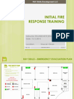 RAY OMN HSE 01 1003 PR Initial Fire Response