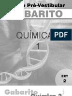 Química - Pré-Vestibular Dom Bosco - gab-qui2-ex2
