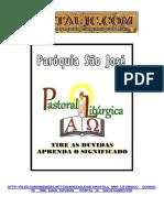 Apostila Ano Liturgico Consulte Tire Suas Duvidas Aprenda Portal Jc
