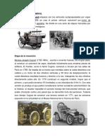 Historia Del Automóvil Completo