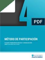 método de participacion