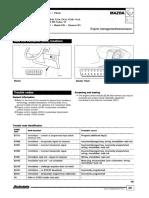 MAZDA Autodata Diagnóstico de Códigos de Fallas Autodata 2004