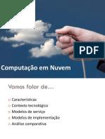 Computação em Nuvem - Um novo paradigma