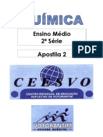 Química - CEESVO - apostila2