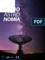 Cartel Radioasronomia 2019