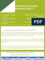 Projeto Interdisciplinar - Governança em TI