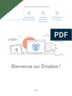 Prise en Main de Dropbox