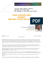 Vastu & Feng Shui Secrets