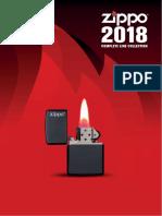 Zippo 2018 Complete Line Collection De