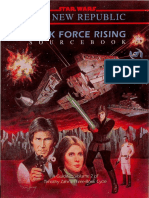 Dark Force Rising Sourcebook WEG40058
