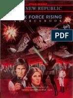 Dark Force Rising Sourcebook WEG40058