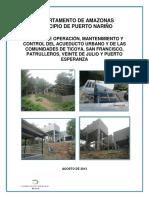 Estudio de Inundabilidad Urb.miraflores 2017