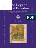 J.S. Mackley - The Legend of St Brendan_ a Comparative Study of the Latin and Anglo-Norman Versions (the Northern World)-Brill Academic Publishers (2008)