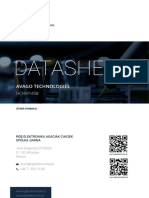 Avago Technologies Hcnw1458 Datasheet