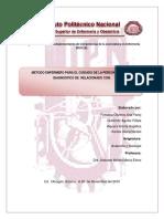 Caso Clinico de Traumatismocraneoencefalico Con Proceso Dorotea Orem