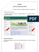 Tutorial Aplicativos Google Docs - Versao Aluno
