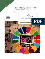 Globalni ciljevi održivog razvoja do 2030