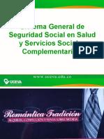 Sistema general de seguridad social en salud y servicios sociales complementarios colombia