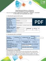 Guia de Actividades y Rubrica de Evaluación - Tarea 2 - Describir Las Propiedades Del Suelo Movimiento de Contaminantes (1)
