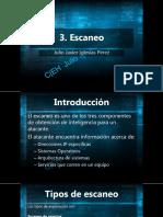 3 Escaneo  CEH-V8-ESPAÑOL