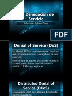 10 Denegación de Servicio  CEH-V8-ESPAÑOL