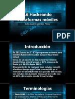16 Hackeando Plataformas Móviles  CEH-V8-ESPAÑOL