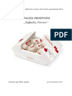 Raffaello, seminarski rad, marketing.docx