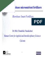Slow-release micronutrient fertilizers
