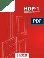 Elevador Vertical Media Cabina Ramos HDP-1