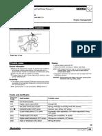 SKODA Autodata Diagnóstico de Códigos de Fallas Autodata 2004